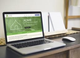 visuel site maquette admr lce