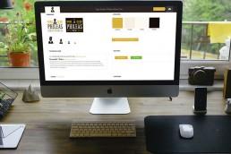 visuel site maquette styleguide phileas